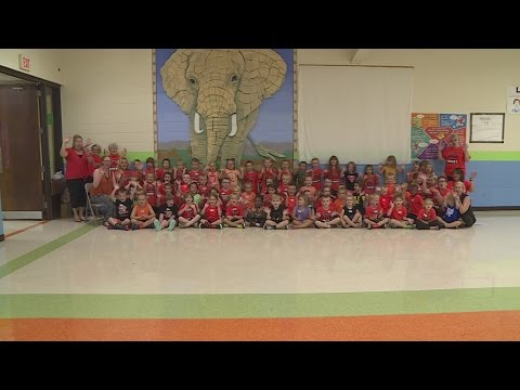 The Morning Show: Dodgeville Elementary School Shout Out