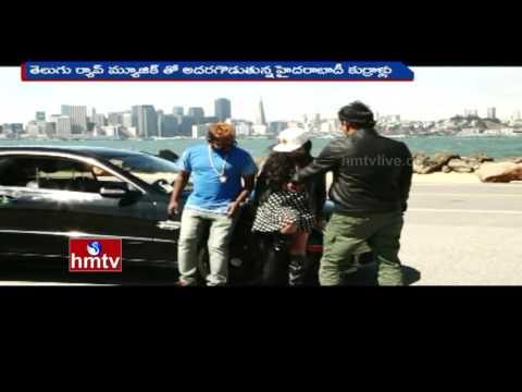 Telugu Rapper Roll Rida Released 'IVVALANE' Telugu Rap Album | San Francisco | Making Video | HMTV