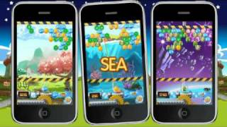 Bubble Town 2 - iPhone game trailer