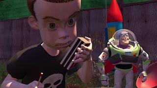 ¿Que Paso con Sid, el niño malvado de Toy Story?