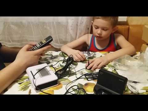 Дачный телефон и АТС 3G