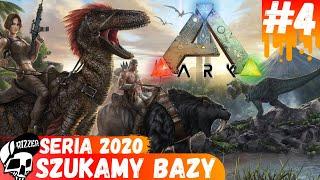 Szukamy Miejsca na Nową Bazę w ARK Survival Evolved PL | Seria 2020 #4 - Rizzer