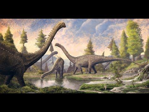 Диплодок ( Прогулки с динозаврами )