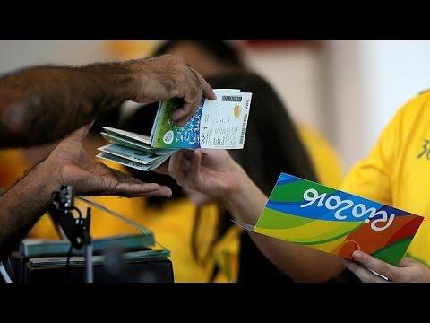 """Ticket-Schlussverkauf in Rio: """"Ein komplettes Chaos"""""""