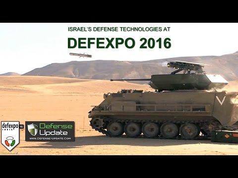 Israel at Defexpo 2016 - Preview