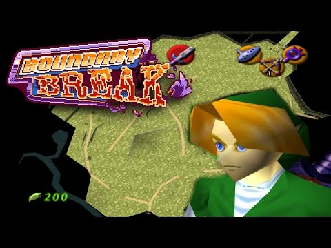 Boundary Break: Ocarina of Time