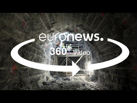 Finlandiya: Nükleer atıklar için yerin 450 metre altında tünel