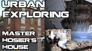 Abandoned Exploring | Master Hosier's House Leicester | Pigeon Boneyard