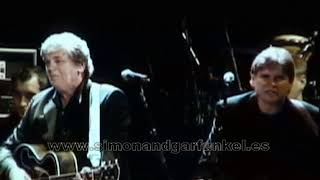 Simon and Garfunkel and Everly Brothers BYE BYE LOVE show in DENVER 2003