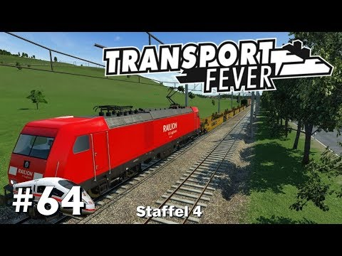 Transport Fever S4/#64: Auch Paris braucht Food [Let's Play][Gameplay][German][Deutsch]