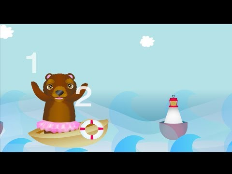 Music education song! Learn the 3/4 time with music and movement