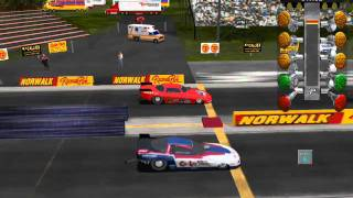 IHRA DRAG RACING GAME FUNNY CARS