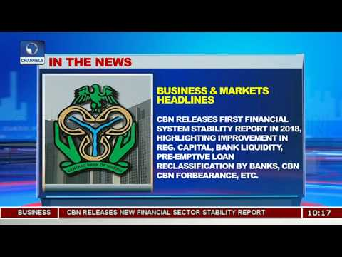 Financial Sector Stability: Focus On State Of Nigerian Banking Sector Pt.1 |Business Morning|