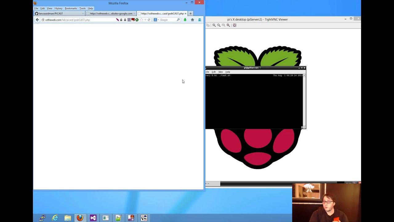 PiCast: The open source, Raspberry Pi Chromecast alternative