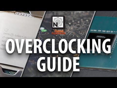 HOW TO OVERCLOCK AMD CPU! ( AMD OVERDRIVE )