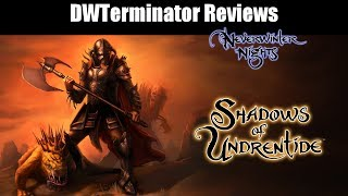 Review - Neverwinter Nights: Shadows of Undrentide