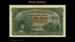 Angola's Colonial Currency-1909 to 1975