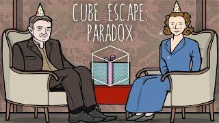ВЕЧЕРИНКА ► Cube Escape: Paradox #5