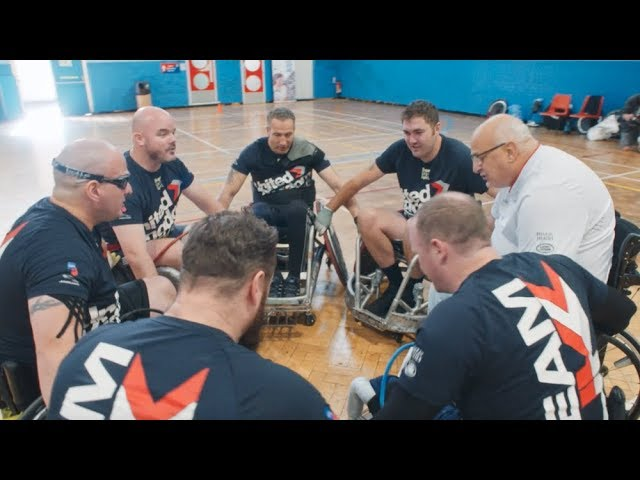 The Journey - The Invictus Games Sydney 2018 with Team UK