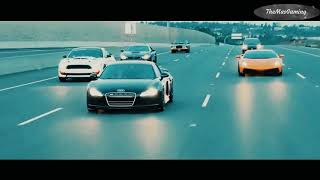 Gambar cover Rockstar - Post Malone ft. 21 Savage SuperCars OF heaven