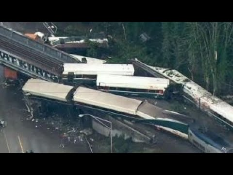 Neurosurgeon on helping first responders at train derailment