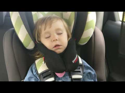 Stop Baby And Toddler Head Slumping While Driving