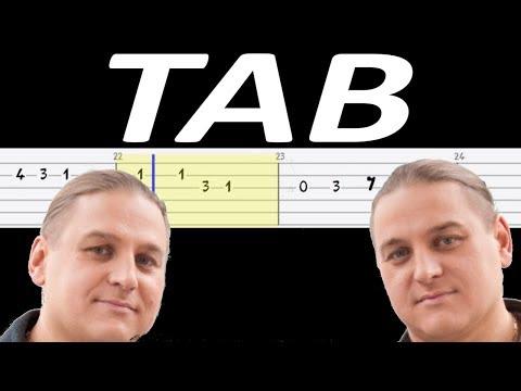 🎸 Ściernisko Golec (uOrkiestra) - melodia TAB (gitara) 🎸