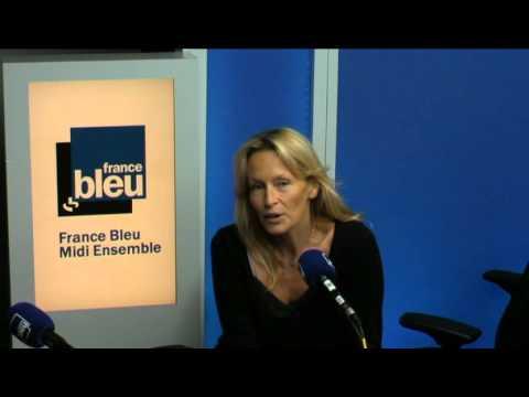 France Bleu Midi Ensemble - L'invité(e) de Daniela Lumbroso - Estelle Lefebure