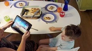 Technology has hijacked family dinnertime. Watch the DOLMIO® PEPPER HACKER™ reclaim it. thumbnail