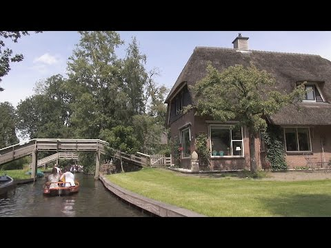 Giethoorn – Venice of the North