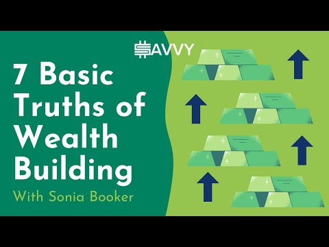 7 Basic Truths of Wealth Building with Sonia Booker