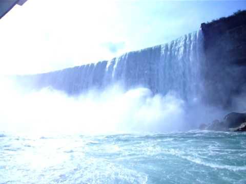 Video  Of Horse Shoe Falls On Canada Side Niagara Falls