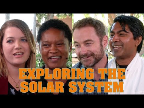 Exploring Our Solar System & The Search For Other Life! - SDCC 2017