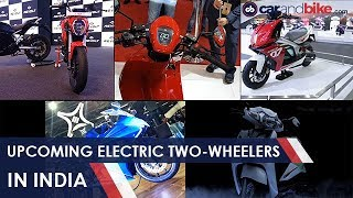 Upcoming Electric Two-Wheelers In India | NDTV carandbike