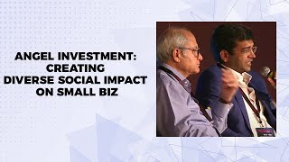 Angel investment  Creating diverse