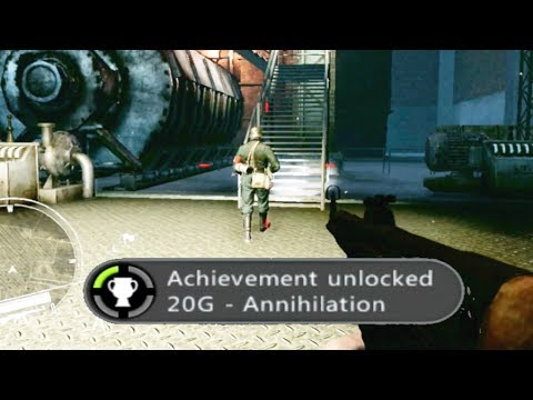 enemy front annihilation achievement trophy guide youtube rh youtube com Uncharted 3 Trophy Guide Last of Us Trophy Guide