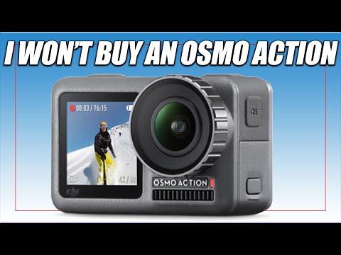 "DJI Osmo Action vs GoPro Hero 7 Black | Do you need both? One Word ""NO"""