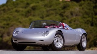 Porsche Type 718 W RS Spyder 1962 Videos