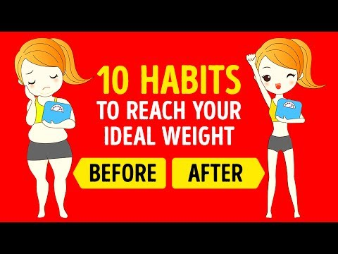 10 Simple Habits to Lose Weight Naturally