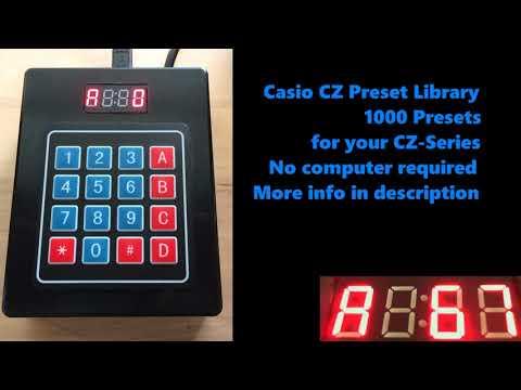 How versatile is the Casio CZ Series?