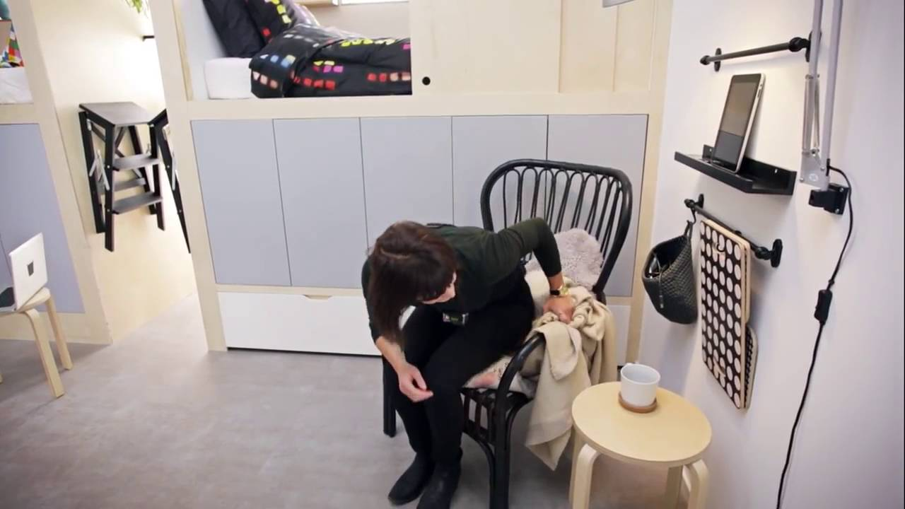 Kleine Wohnung Einrichten Auf 30² Wohnen Ikea