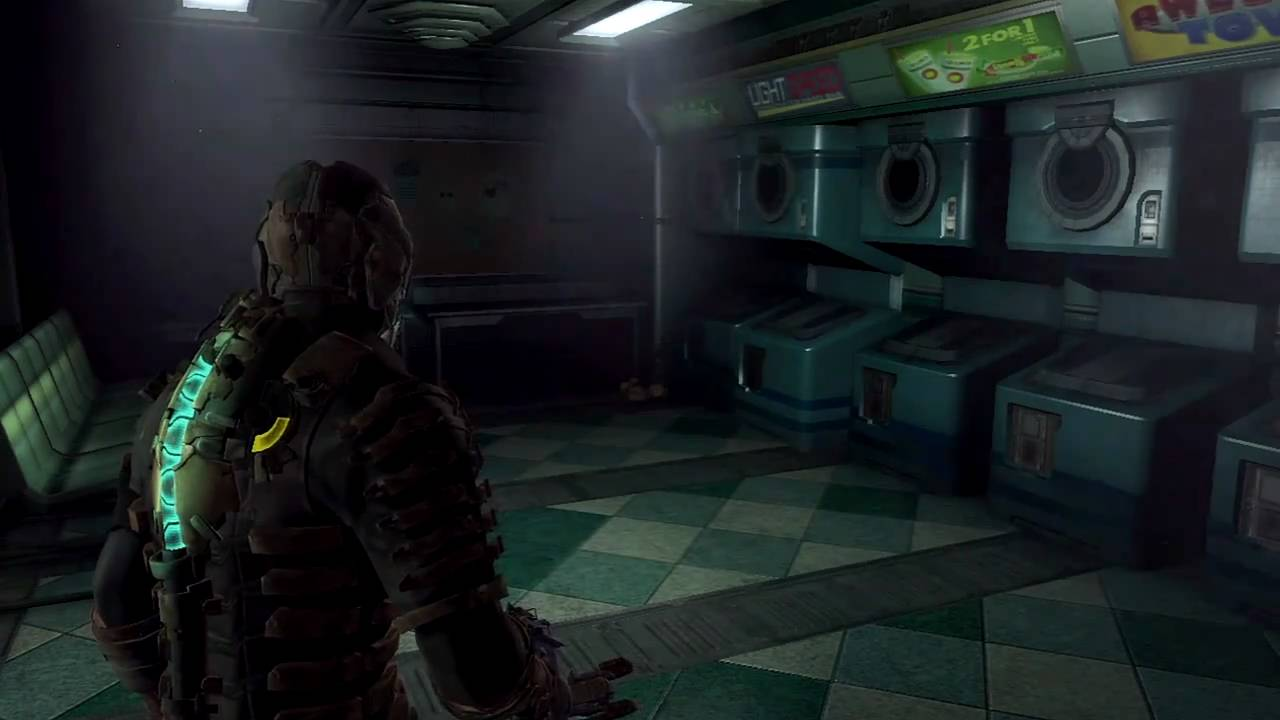 Dead Space 2 Walkthrough
