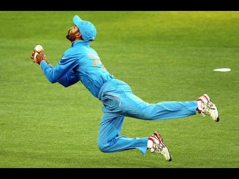 Top 10 Catches by Indian Team