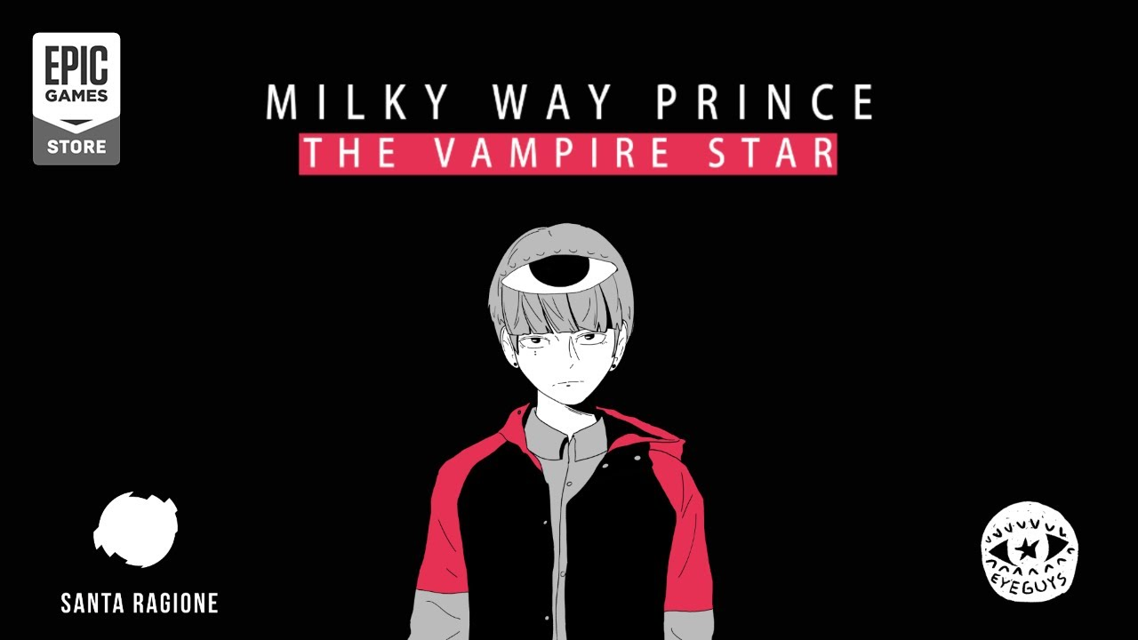 Milky Way Prince – The Vampire Star | Launch Trailer