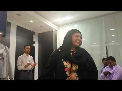 Mrs,Roshanara Ahmed International beauty wellness coach in bahrain dxn office