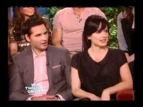 Breaking Dawn Cast on Ellen Part 2