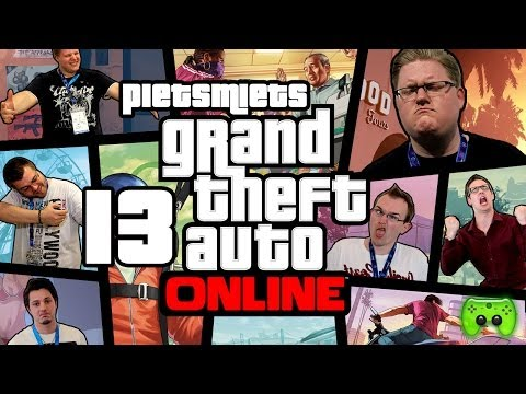 GTA ONLINE # 13 - Meeein Reeeeifen «» Let's Play Grand Theft Auto online | HD
