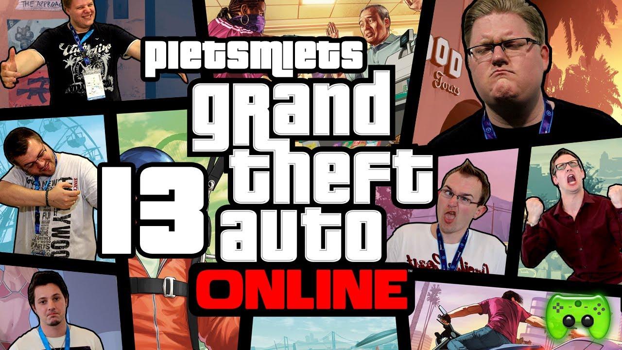GTA ONLINE # 13 - Meeein Reeeeifen «» Let's Play Grand Theft Auto online | HD