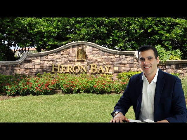 Heron Bay Market Update Newsletter - August 2019