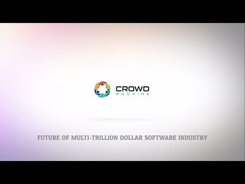 crowdmachine : future of multi-trillion dollar software industry